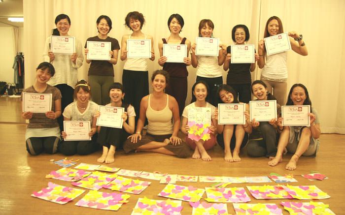 キッズヨガ講師養成『Yoga Ed』東京:最終日!