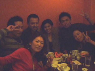 ご飯会のメンバー
