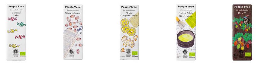 People Treeのチョコレート
