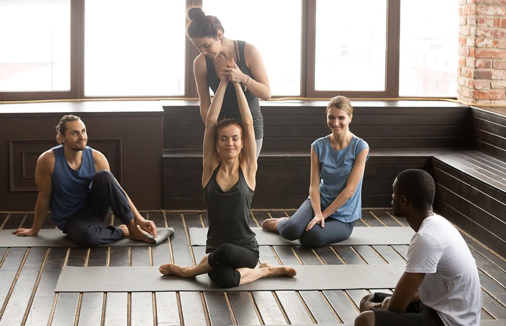 ヨガインストラクターに求められる「身体」の知識と、「心」のバランスについて。