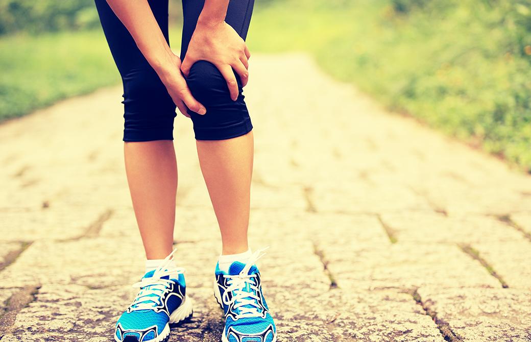 膝の痛みを軽くしよう
