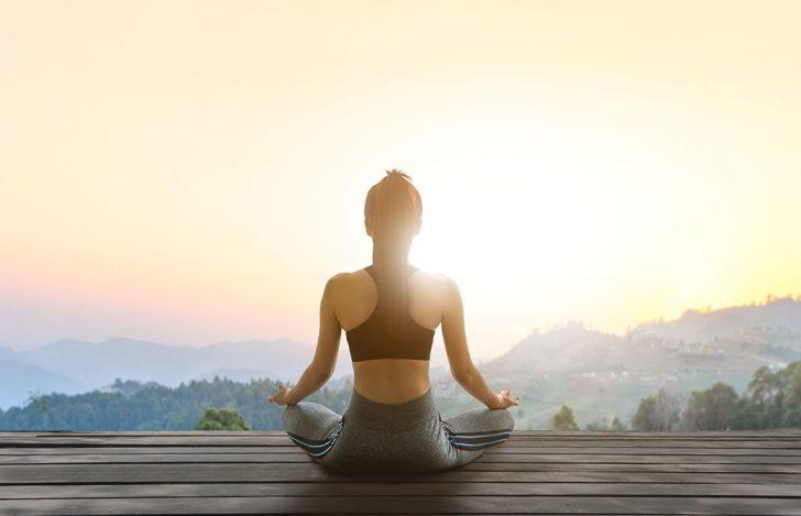 新年の『サンカルパ瞑想』で運気をたかめる!