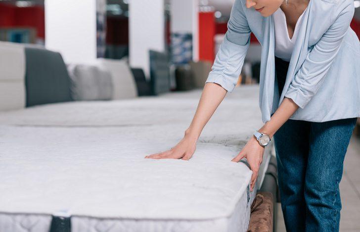 腰痛をヨガで『治す』前に!IKEAのマットレスがヤバイ?