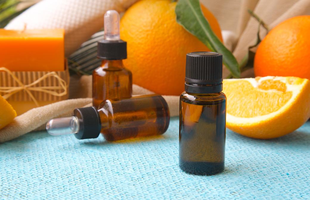 スィートオレンジのオイル