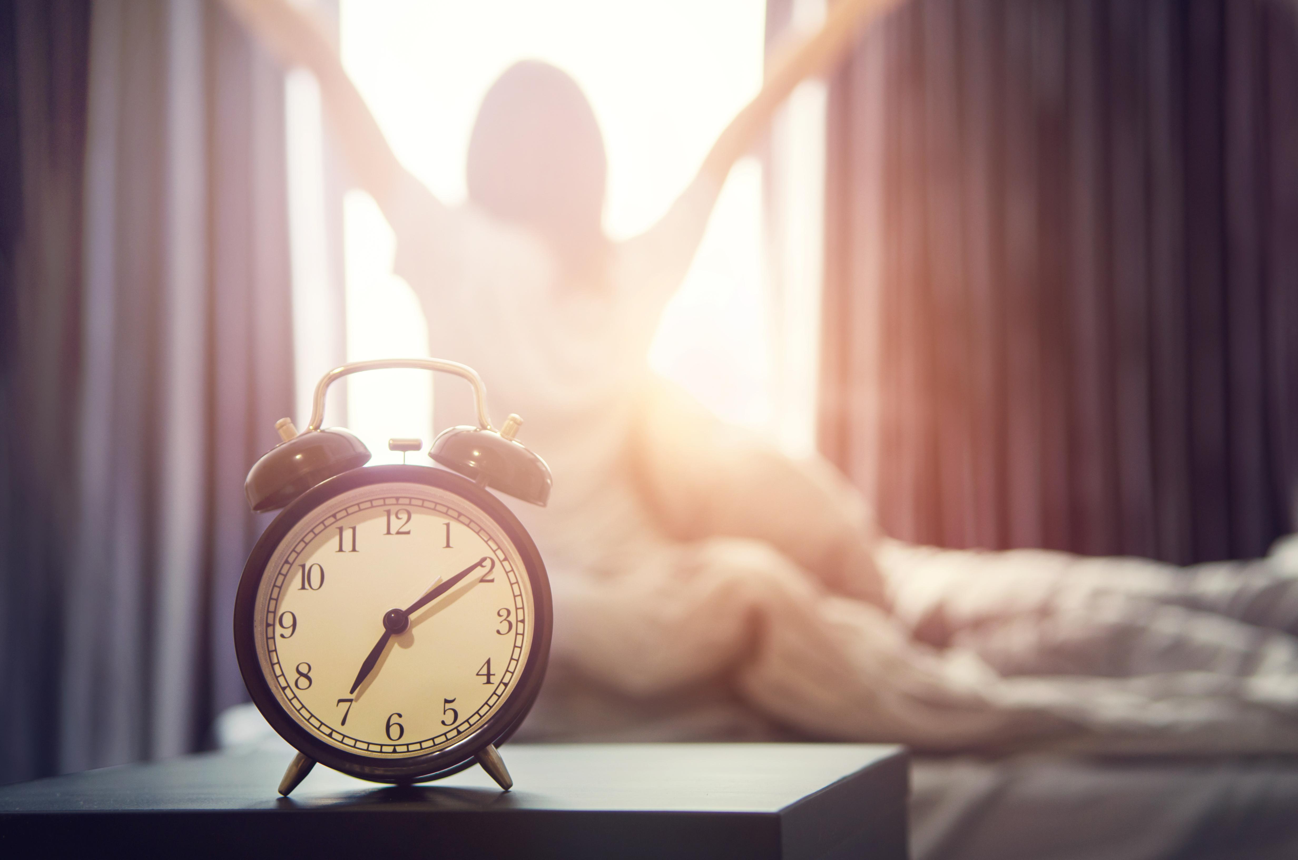 朝ヨガのススメ:朝にヨガを行なうメリット4つ