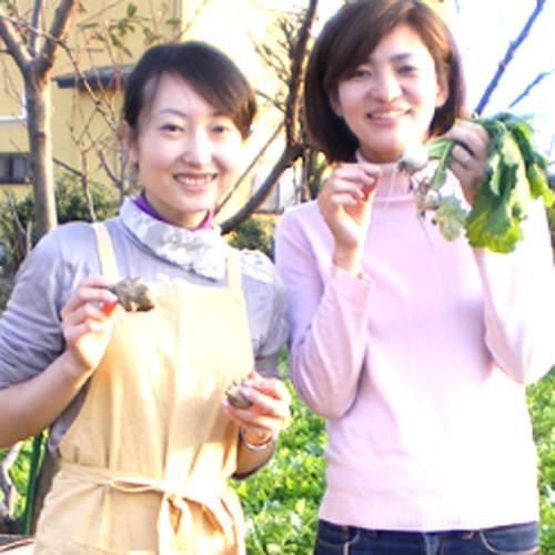 飯野(須永)晃子さんの農場の写真