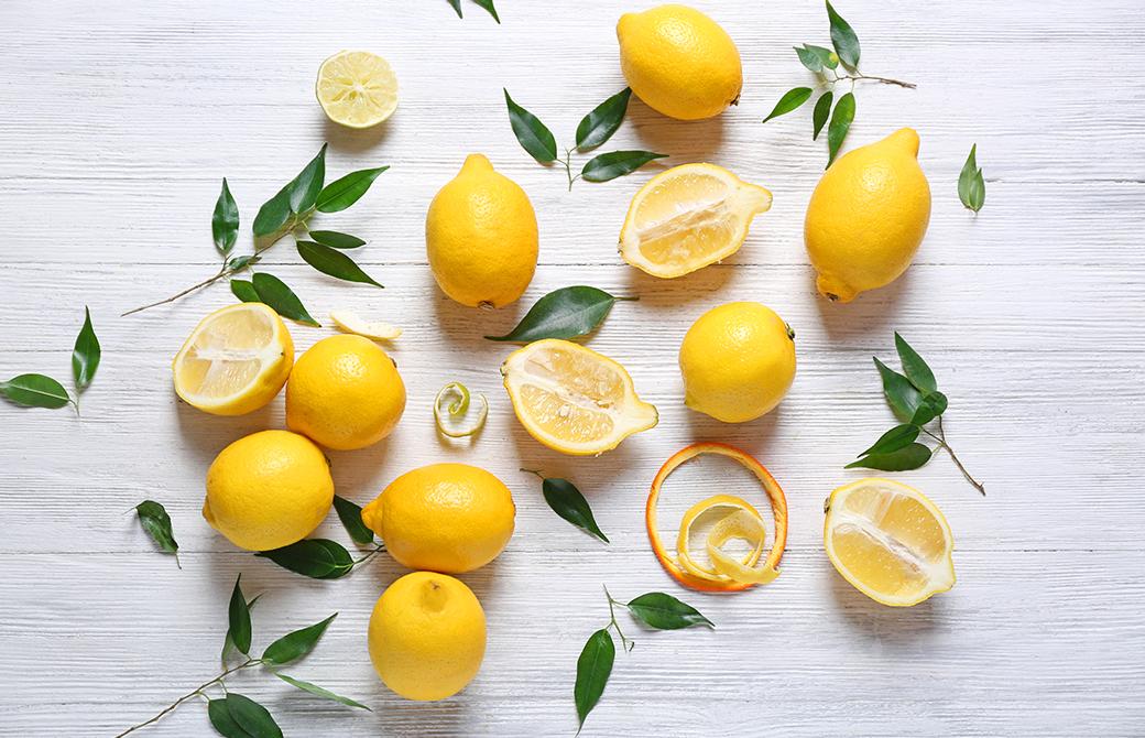 酸味<レモン>