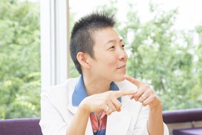 高尾美穂先生