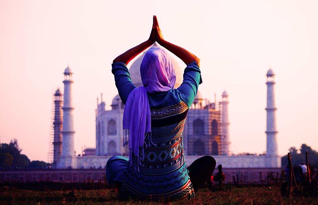 【ヨガ検証】インド人は日常的にヨガをしているのか?