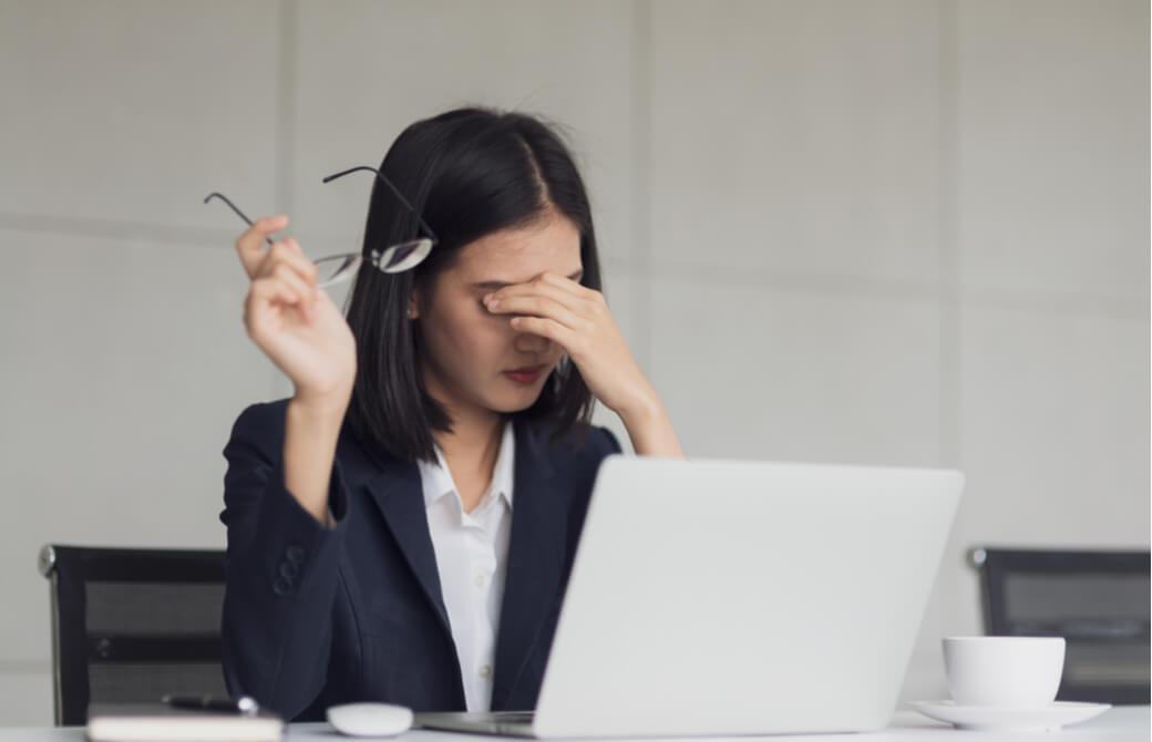 慢性疲労も放置すると心身の病につながることも