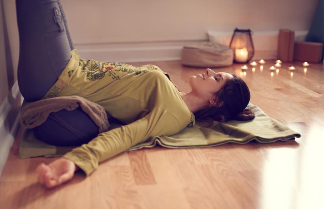 足腰の疲れやむくみを解消