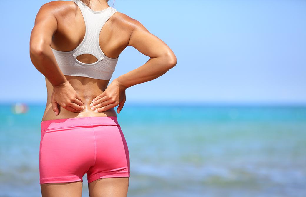 ヨガをしても腰痛は治らない? 痛みのないヨガを指導しよう!