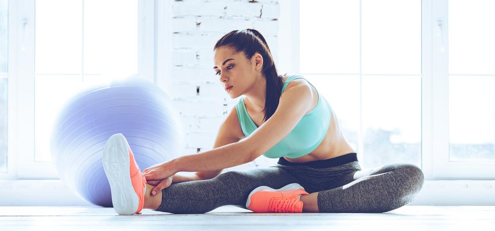 自分の柔軟性や筋力がどれくらいか