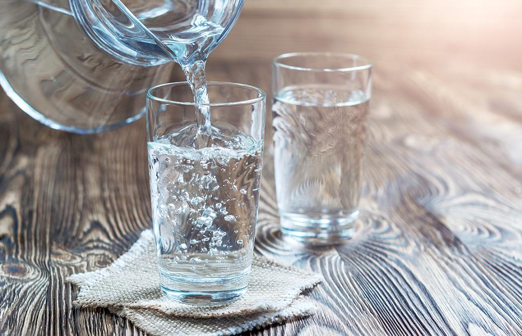 水は温度によって姿を変える