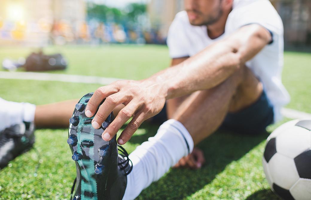 筋力の向上や正常な可動域を取り戻す