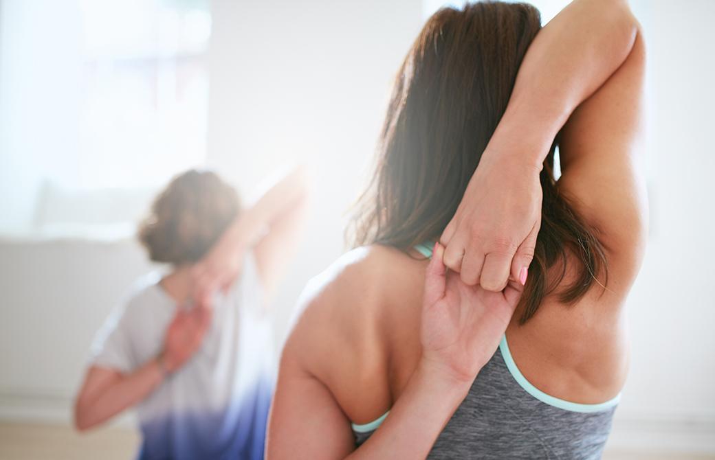 肩甲骨が動けば健康に!?そのヒミツは18もの筋肉にあり!