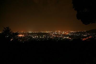熊本の夜景