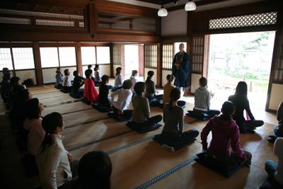 禅は日本の心ですよ @YOGAsmile2008