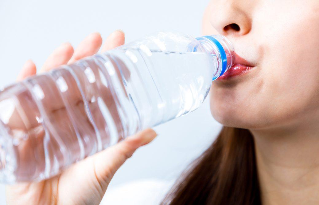 ヨガ中に水を飲むポイント(ホットヨガ編)