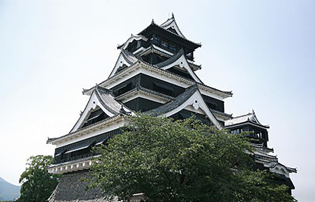 熊本城外観
