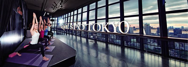 ラブスポの東京タワーでの宣材写真