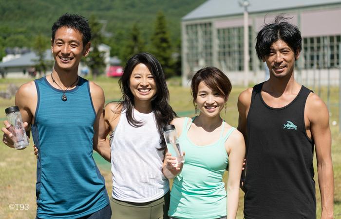 更科先生&浅野先生&鮎美先生&Arisa先生