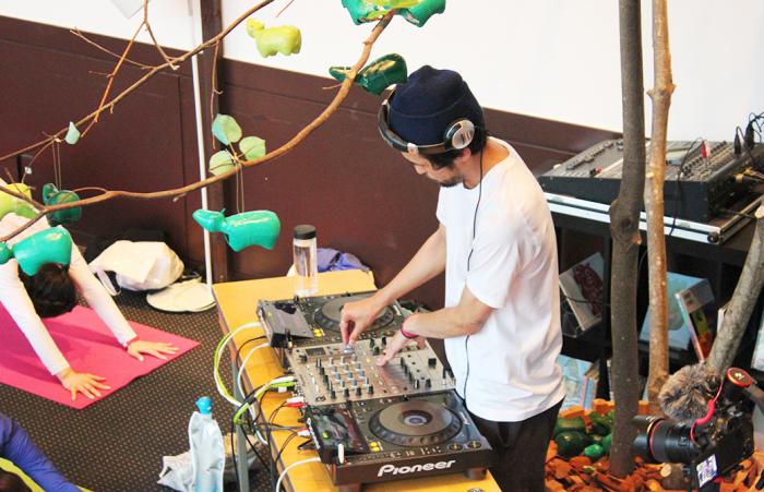 DJ Satoshi Miyaさん