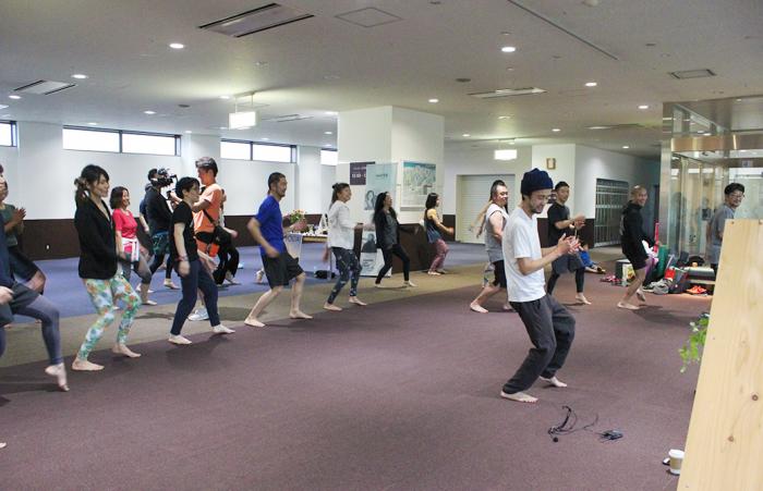 DJ Satoshi Miyaさんによる「ダンスサイズ」