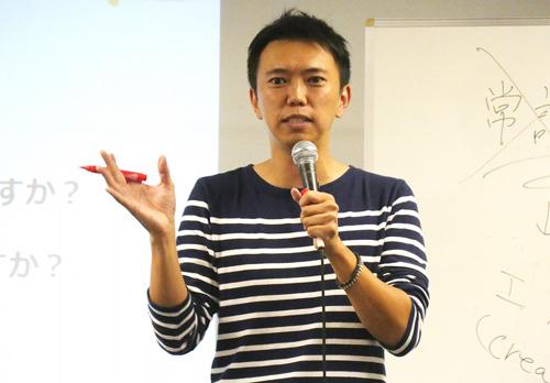 MIKIZO先生講座風景