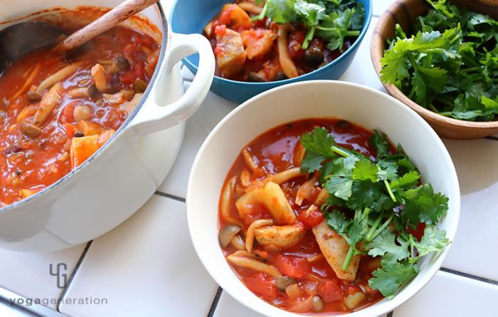 メキシカン・チリ・スープ