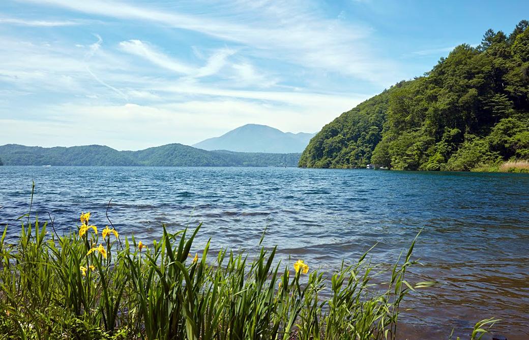 野尻湖の写真