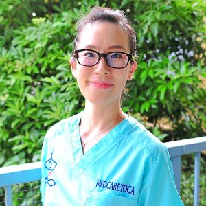 中野 陽子 医師 メドケアヨガ代表