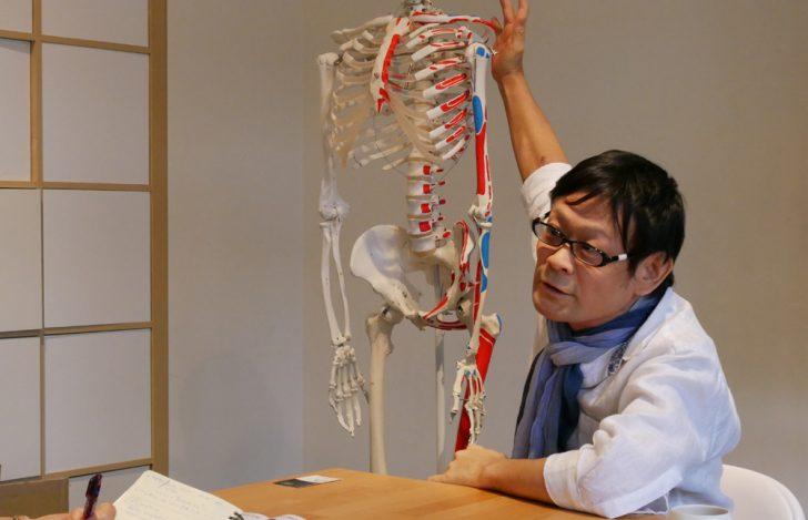 解剖学はインストラクターの「軸」になる。|内田かつのり先生インタビュー【後編】
