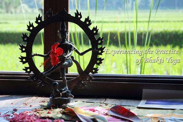 バクティヨガ2:日々の生活の中で献身の心を養う