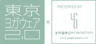 東京ヨガウェア2.0ロゴ