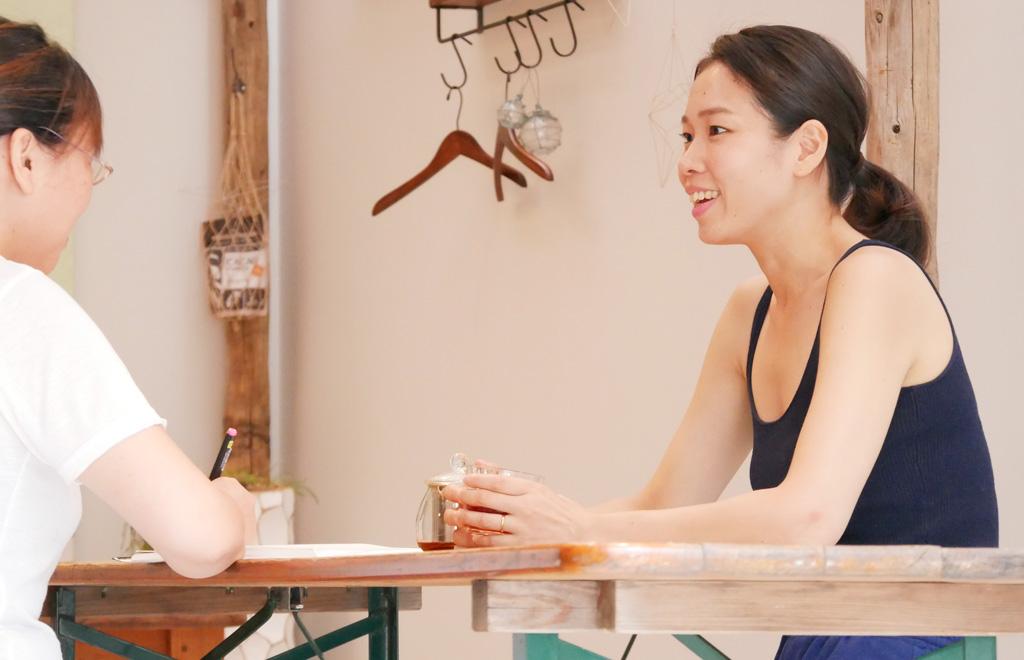 ヨガ講師・鍼灸師 佐久間涼子インタビュー後編 佐久間涼子の今、そしてこれから