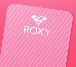 ROXY限定ヨガマット