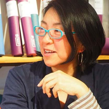 大嶋朋子プロフィール画像