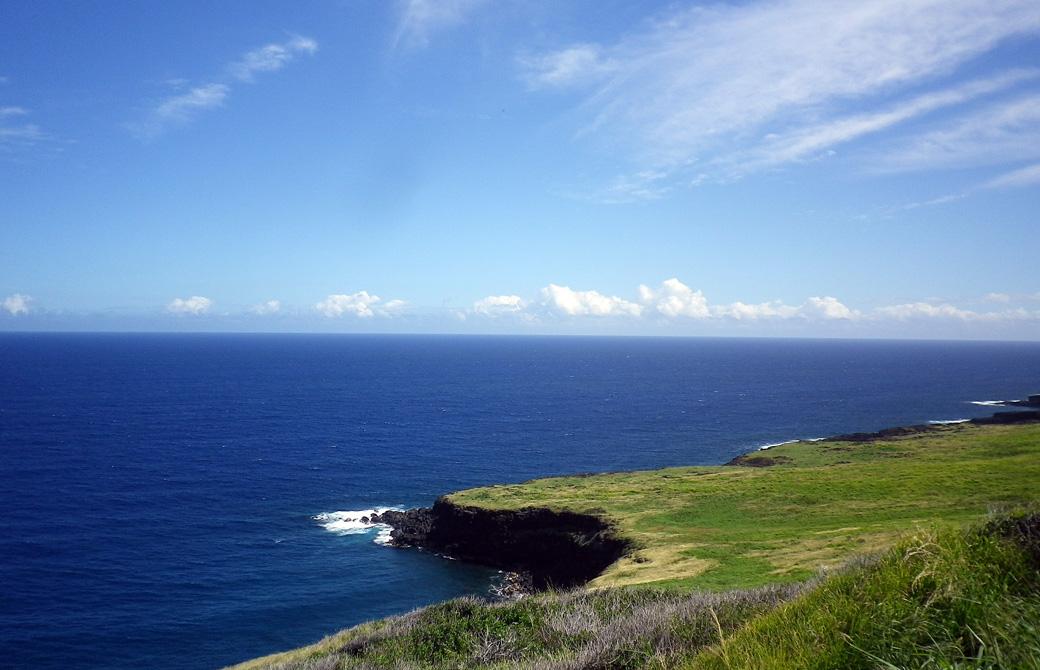 mahokoのブログ ハワイ島の美しい海岸沿い