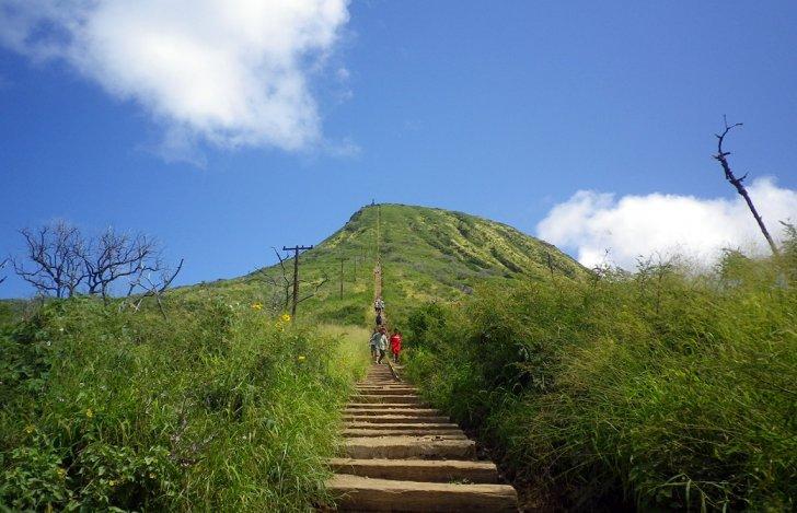 mahokoのブログ ココヘッドの長い階段