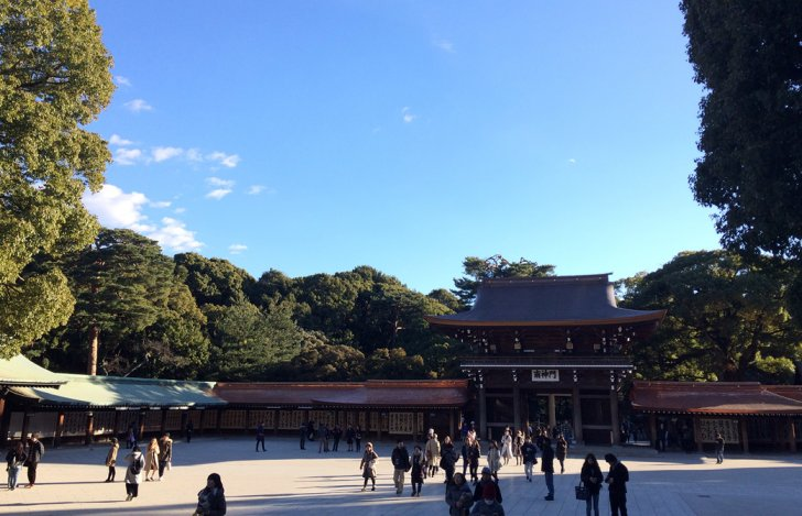 Mahokoのブログ 明治神宮の写真