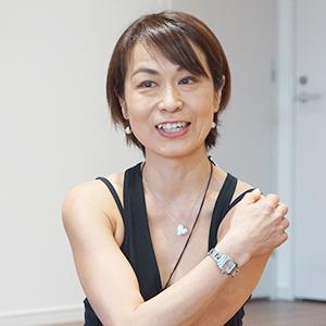 ヨガインストラクターの西川尚美さん