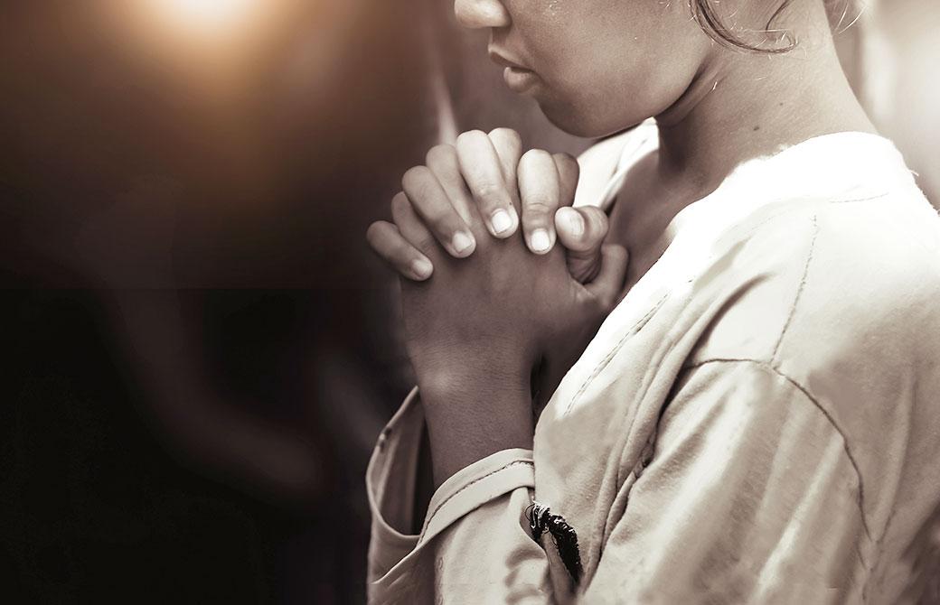 バクティヨガ:神への信愛のヨガ