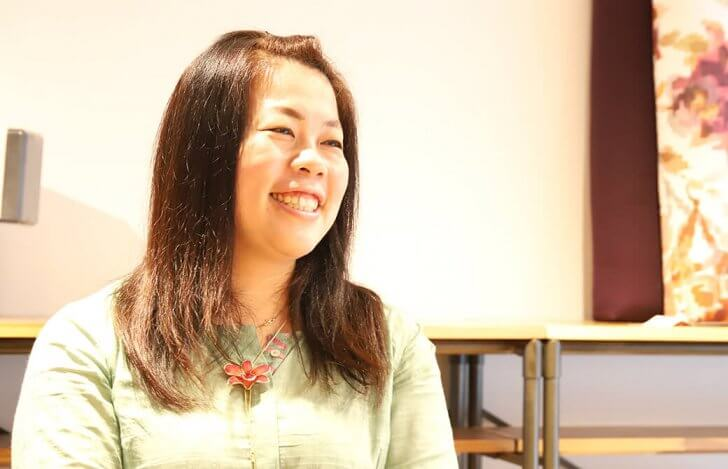 ヨガ哲学者永井由佳さんにインタビュー