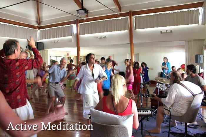 踊る瞑想~アクティブ メディテーション~
