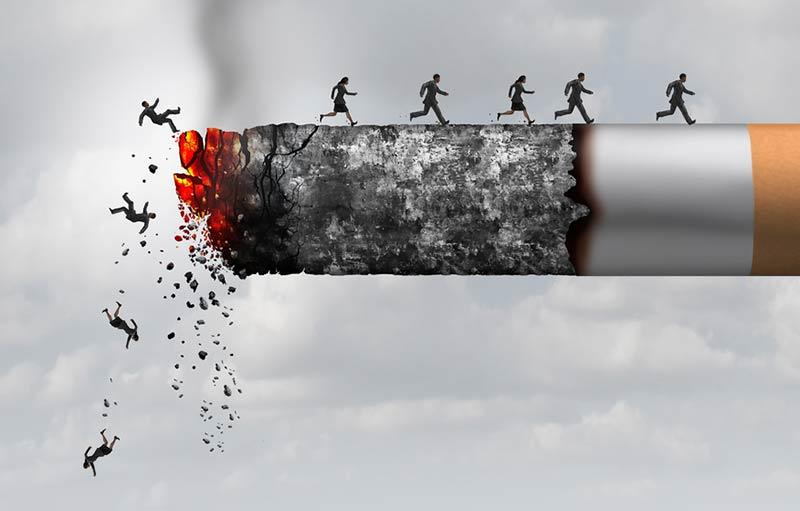 瞑想は禁煙への近道!? |喫煙者の62%がヨガで禁煙に成功