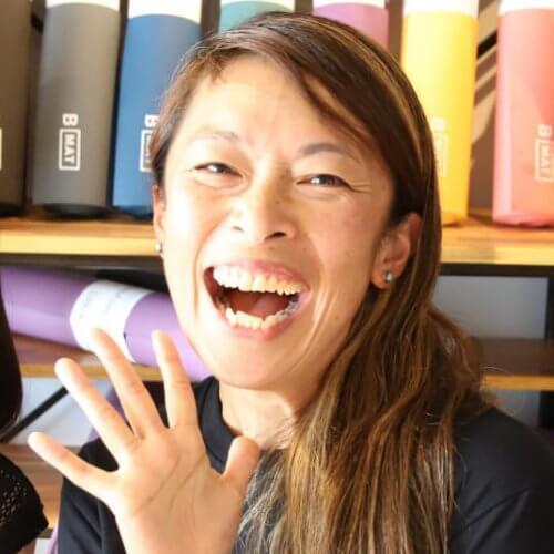 Maiko先生プロフィール写真