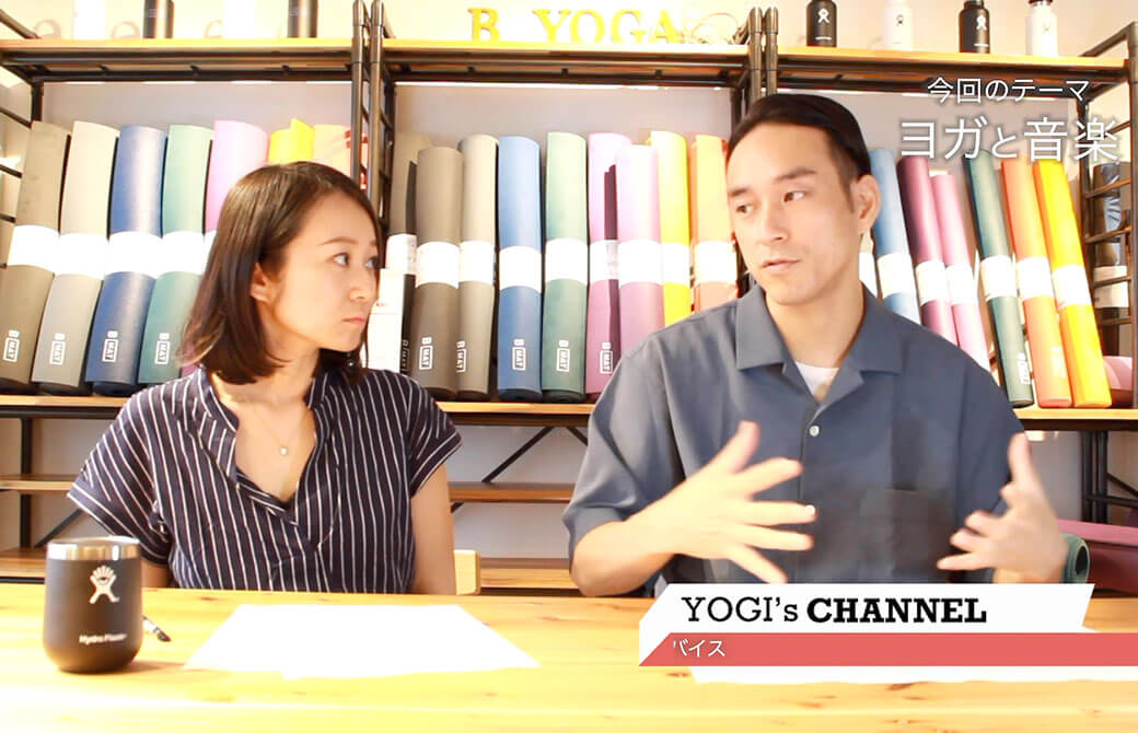ヨガジェネ編集長kayaとQuietTimeの野村賢吾先生との対談