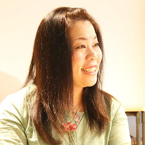 永井由香さんのインタビュー写真