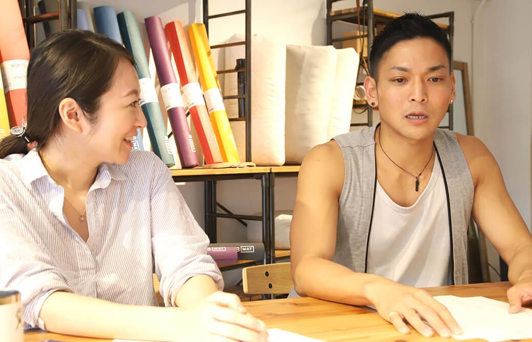 YOGI's CHANNEL:ゲストは川満盛仁さん(インタビュアー編集長kaya)